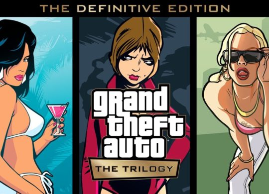 GTA The Trilogy Remaster
