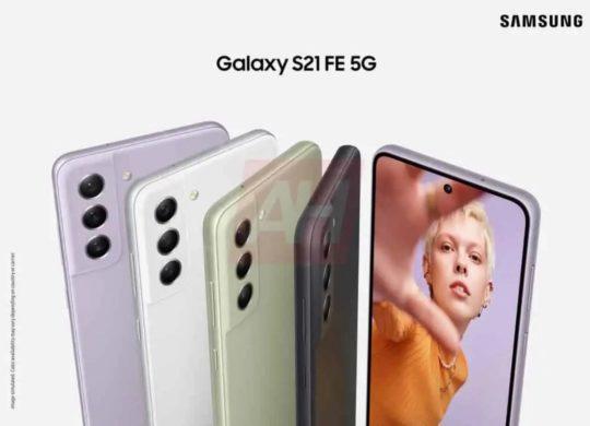 Galaxy S21 FE 5G