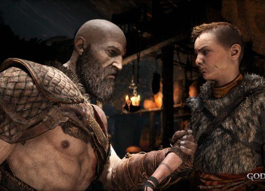 God of War 2018 PC
