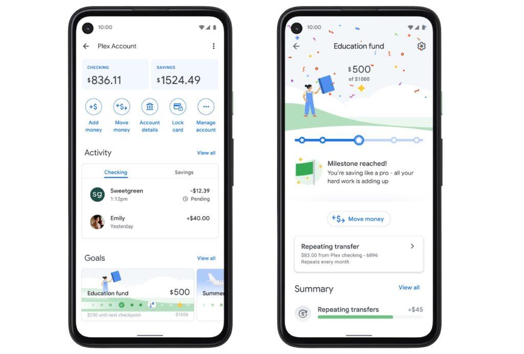 Google abandonne son projet d'offre bancaire Plex