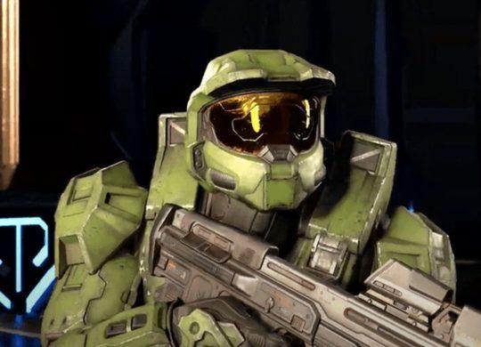 Halo Infinite New trailer