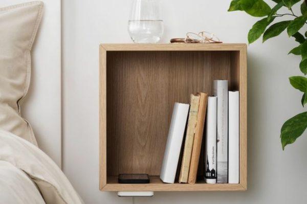 Ikea chargeur sans fil 1