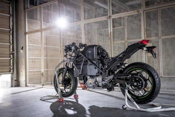 Kawa moto électrique proto