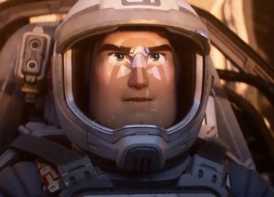 Lightyear film Pixar