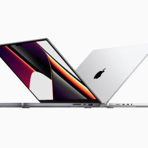 Image article Apple annonce ses MacBook Pro 2021 : plus puissants, écran 120 Hz et une encoche