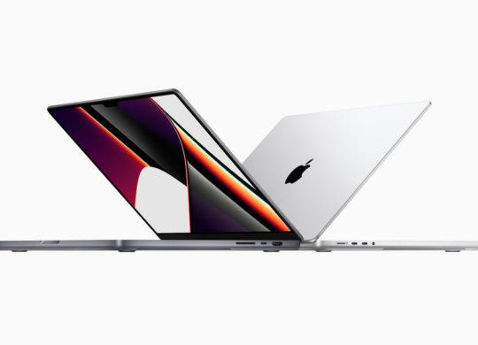MacBook Pro 2021 Officiel