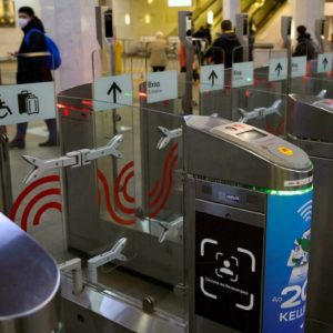 Image article Le paiement par reconnaissance faciale arrive dans le métro de Moscou