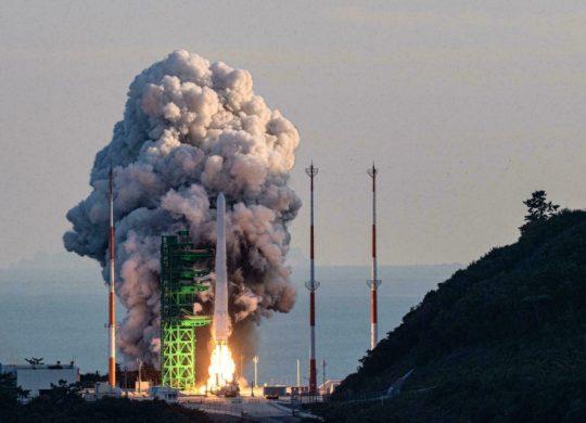 Nuri fusée sud coréenne
