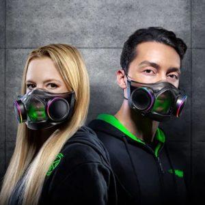 Image article Zephyr : le masque de protection futuriste de Razer est déjà en rupture de stocks