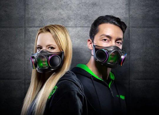 Razer Zephyr masque de protection