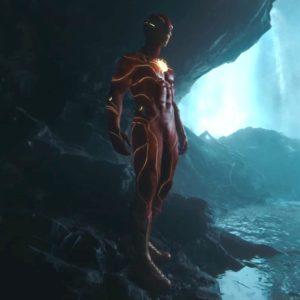 Image article The Flash : le teaser du film inclut un caméo du Batman de Michael Keaton