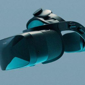 Image article Casque VR Varjo Aero : affichage mini LED, eye-tracking, rendu fovéal, et un tarif approchant les 2000 dollars