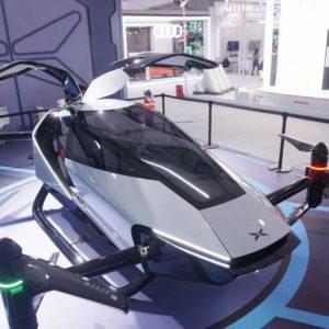 Image article HT Aero (Xpeng) annonce que sa «voiture volante» sera disponible à la vente en 2024