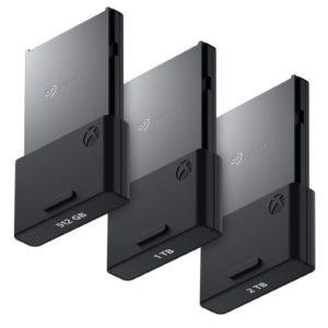 Image article Xbox Series X/S : des cartes de stockage de 512 Go et 2 To annoncées