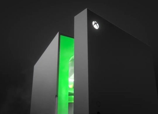 Xbox Series X Frigo 1