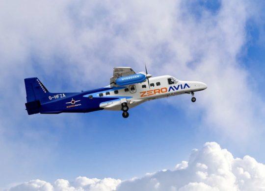 Zero Avia avion a hydrogene